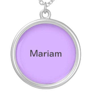 """Ketting """"Mariam"""""""