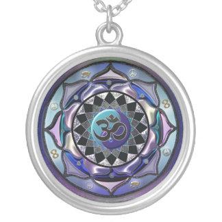 Ketting van Mandala van de maan het Koele Gestemde