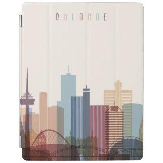 Keulen, Duitsland   de Horizon van de Stad iPad Cover
