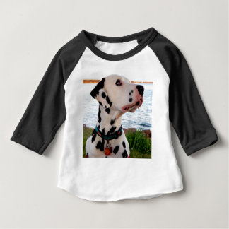 Kevin Dalmatian Baby T Shirts
