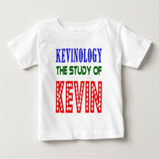 Kevinology Baby T Shirts