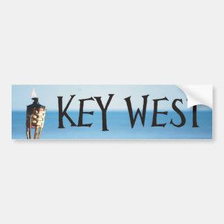 Key West Bumpersticker