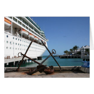 Key West - Leeg Wenskaart
