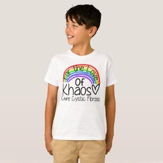 Khaos Krew van Meesha van de Grootte van het kind T Shirt