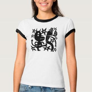Kicker en Geschopt T Shirt