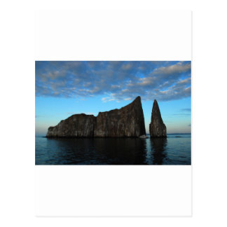 Kicker Rots, de Galapagos Briefkaart