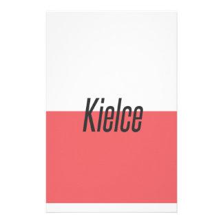 Kielce Briefpapier