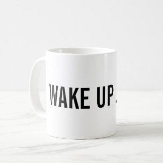 Kielzog omhoog! Voeg uw Naam toe Koffiemok