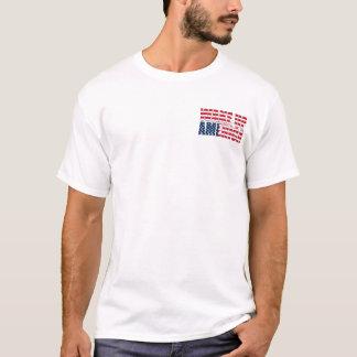 Kielzog op Amerika 2 T Shirt