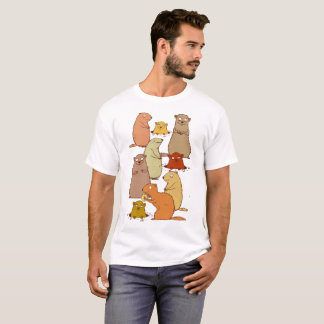 Kielzog op Groundhogs! T Shirt