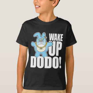 Kielzog W van het Broodje van het dodo het Slechte T Shirt