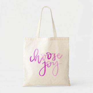 Kies Bolsa van de Kalligrafie van de Vreugde het Draagtas