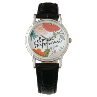Kies het Horloge van de Vrouw van het Geluk