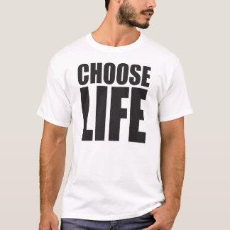 Kies het Leven T Shirt