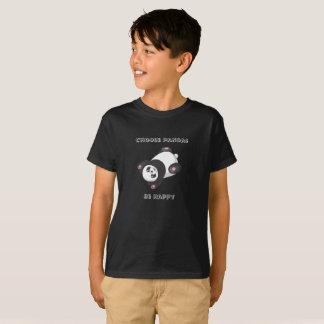 Kies Panda's - de T-shirt van de Jongen