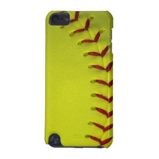 Kies Uw Honkbal van de Kleur - Softball iPod Touch 5G Hoesje