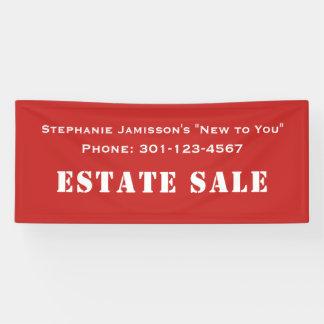 KIES UW JumboBanner van de KLEUR Estate Sale