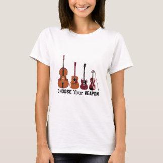 Kies Uw Wapen T Shirt