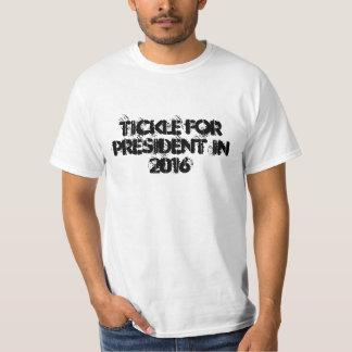 Kietelend gevoel voor President in 2016 T Shirt