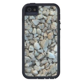 Kiezelstenen op de Fotografie van de Steen van het Tough Xtreme iPhone 5 Hoesje