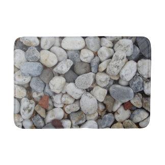 Kiezelstenen, stenen, rotsen badmat