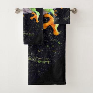 Kikker 3 de Reeks van de Handdoek