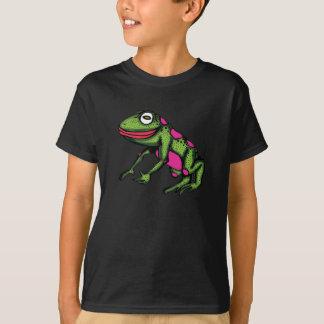 kikker en vlieg t shirt