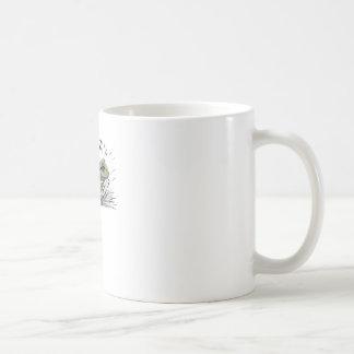 Kikker in zaad koffiemok
