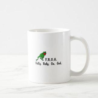 Kikker Koffiemok