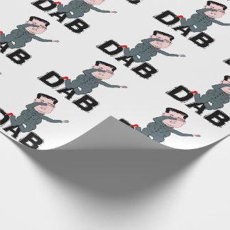 Kim Jong-Un Dabbing Inpakpapier