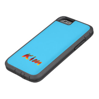 Kim Tough Xtreme Case voor iPhone 6 in Blauw