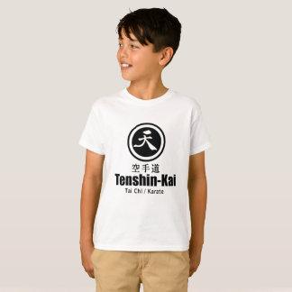 (Kind) de T-shirt van het Logo tenshin-Kai