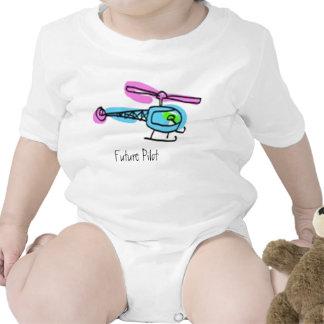 kind helikopter, Toekomst Proef Shirt