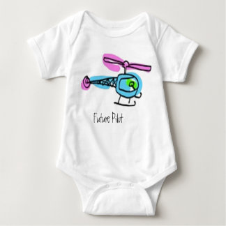 kind helikopter, Toekomst Proef T-shirts