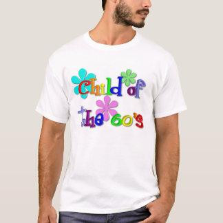 Kind van de jaren '60t-shirt t shirt