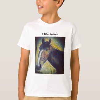 Kinder Basic T-shirt