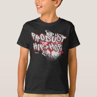 Kinder Graffiti: Product van Hip Hop Streetwear T Shirt