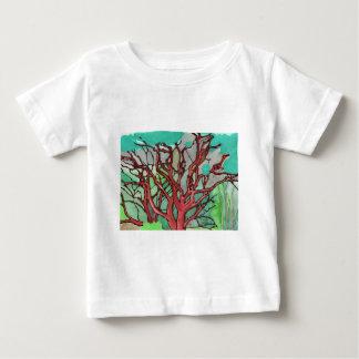 Kinder Kleren - Struikgewas Manzanita Baby T Shirts