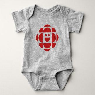 Kinder Logo CBC | Rood Romper