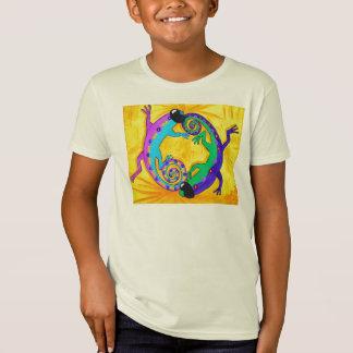 Kinder Organisch T-shirt - Hip Tropische