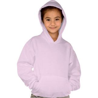 Kinder Roze Sweatshirt - de Hond van de Mascotte