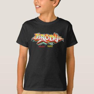 Kinder Streetwear: Brody Graffiti T Shirt