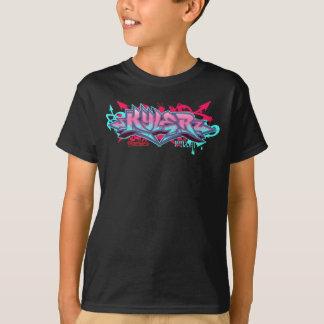 Kinder Streetwear: Kyler Graffiti T Shirt