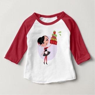 Kinder t-shirt met originele Illustratie