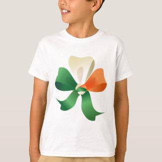 Kinder T-shirt met St. Patrick boog
