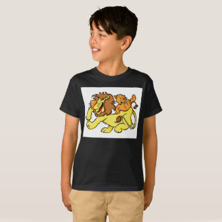 Kinder T-shirt van het Geheugen van de Papa en van