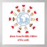 Kinderen van de Wereld Posters