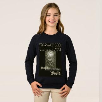 Kinderen van het Kinder Sweatshirt Longsleeve van