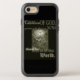 Kinderen van iPhone 7 van de God hoesje