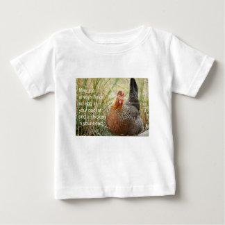 kip in uw hart baby t shirts